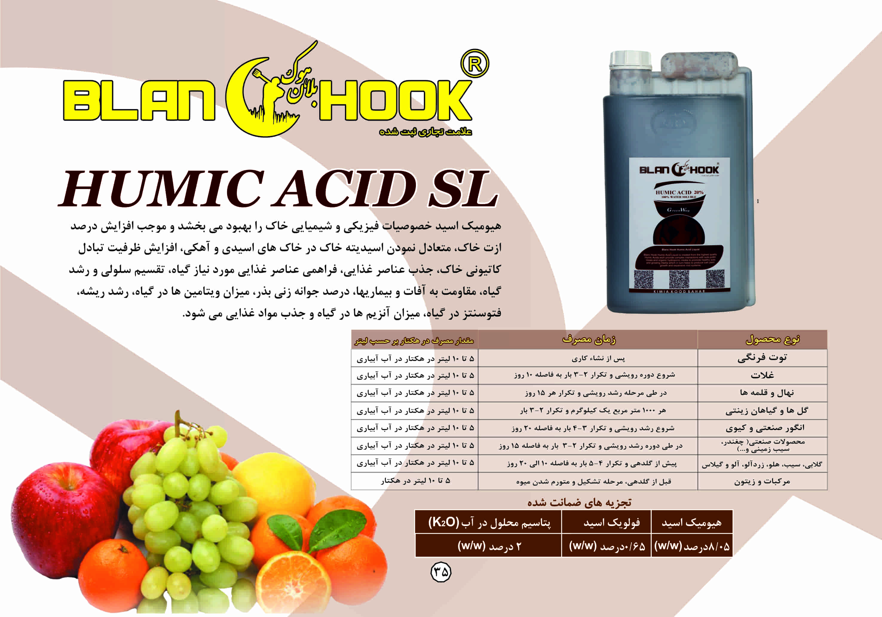 HUMIC ACID SL min